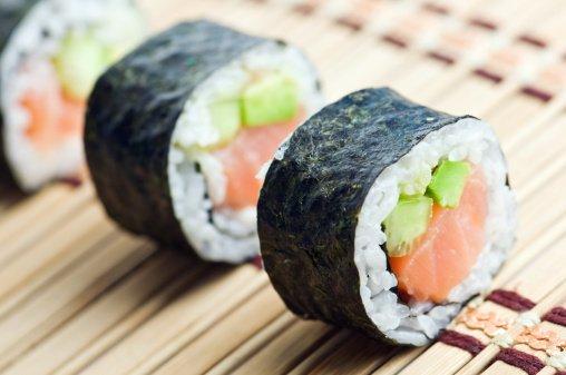 מאכלים יפנים