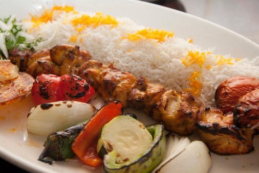 אוכל פרסי